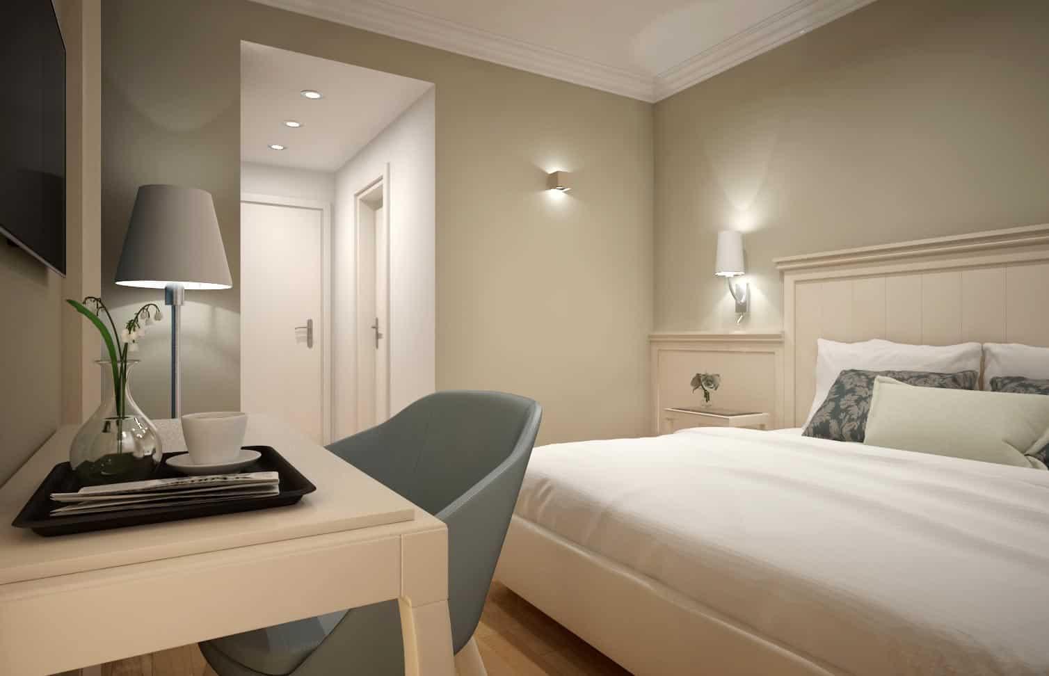 Camere in Hotel a Verona