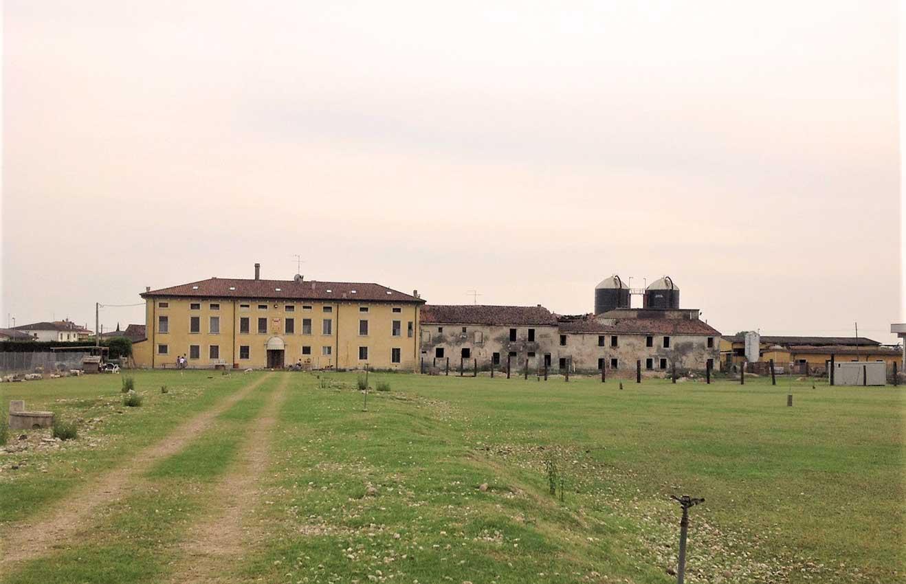 Storia Hotel La Caporala a Verona